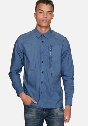 G-Star RAW Powel Shirt Blue