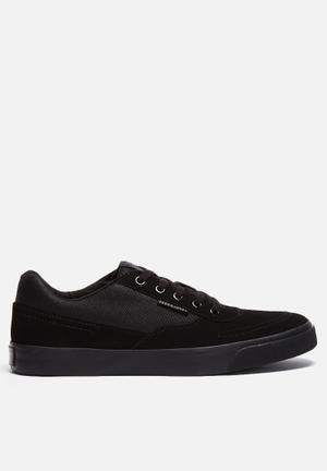Jack & Jones Footwear & Accessories Shark Low Sneaker Black