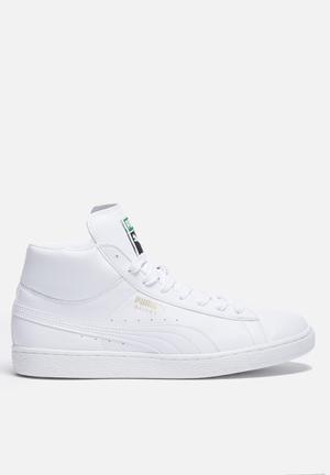 PUMA Puma Basket Mid II DP Sneakers White