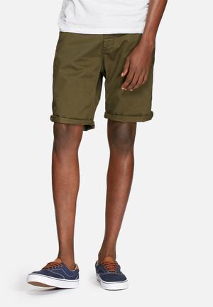 Rick 5 pocket shorts