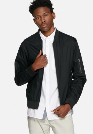 Jack & Jones Premium Corey Jacket Black