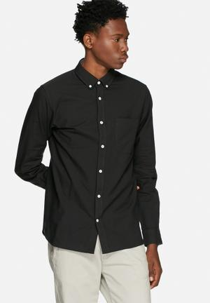 Jack & Jones Premium David Slim Shirt Black