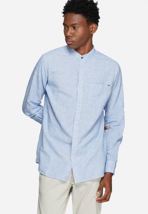 Jack & Jones Vintage Rupert Slim Shirt  Blue