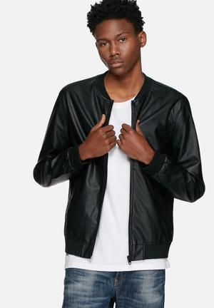 Only & Sons Jerrod Jacket Black