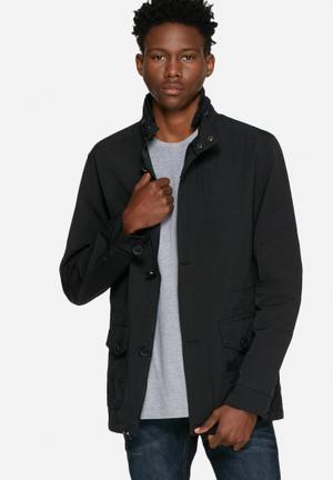 Crosshatch Douro Jacket Black