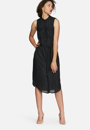 Vero Moda Justina Dress Casual Black
