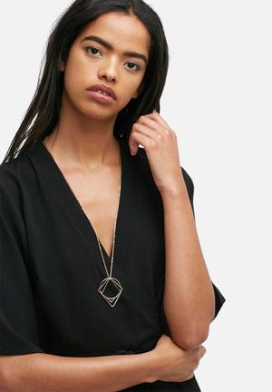 Vero Moda Janne Necklace Jewellery Gold