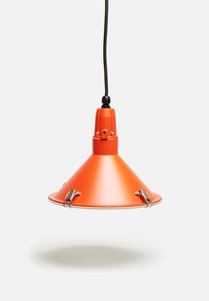Present Time Inside-out Pendant Lamp Lighting Aluminium