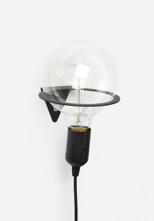 Emerging Creatives Halo Lamp Lighting Metal