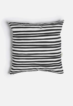 Love Milo Stripe Cushion Cover 100% Cotton Made In South Africa