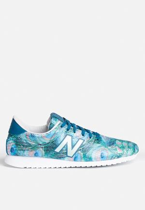New Balance  WL420DPE Sneakers Blue & Green