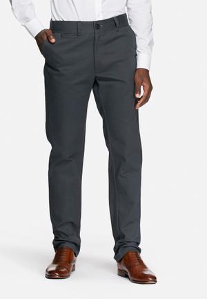 Basicthread Regular Chino Grey