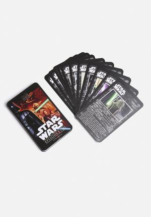 Top Trumps Top Trumps- Star Wars Episodes 1-3 Games & Puzzles