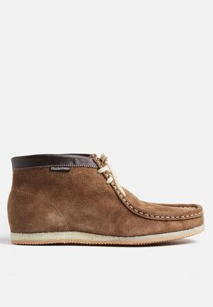 Grasshoppers Buster Boots Brown
