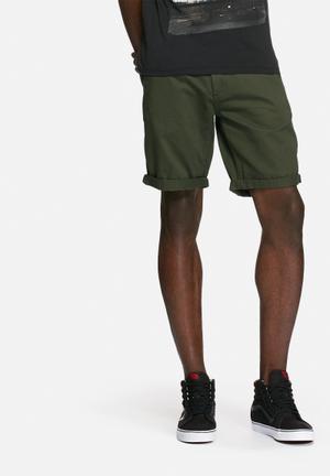 PRODUKT Tivo Chino Shorts Green