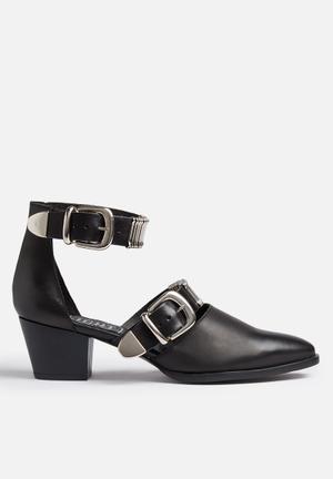 E8 By Miista Marion Heels Black