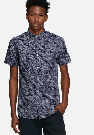 Jack & Jones Premium Tucker Slim Shirt Navy