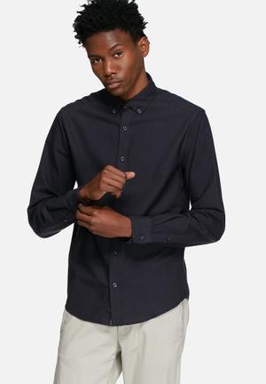 Only & Sons Sebastian Slim Shirt Navy