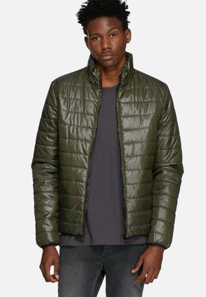 Only & Sons Jakob Jacket Green