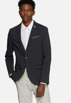 Selected Homme Joel Blazer Jackets & Coats Deep Navy