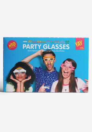 DOIY Party Glasses Partyware Paper