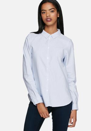 Vero Moda Katie Shirt Blue & White