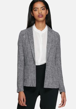 Vero Moda Newzen Blazer Jackets Charcoal