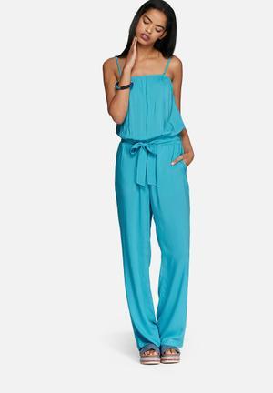 Vero Moda Super Jumpsuit Blue