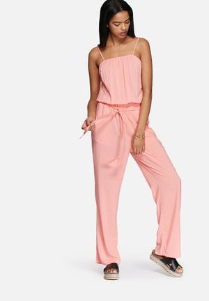 Vero Moda Super Jumpsuit Pink