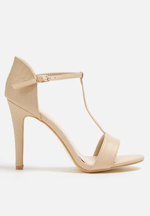 Footwork Virginia Heels Nude