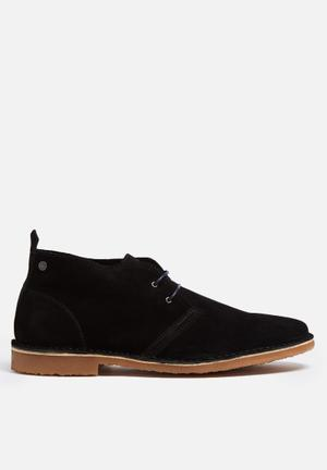 Jack & Jones Footwear & Accessories Gobi Desert Boot Black