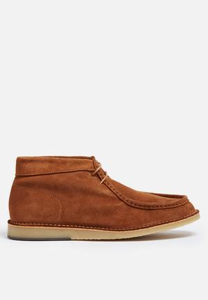 Selected Homme Ronni Boot Brown