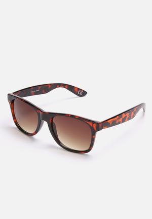 Vans Spicoli 4 Shades Eyewear Brown Tortoise Shell