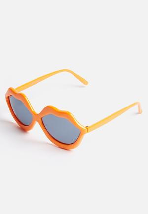 Jeepers Peepers Chloe Eyewear Orange