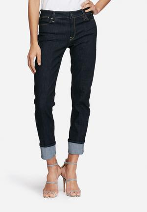 G-Star RAW Lanc 3D High Straight Jeans Blue