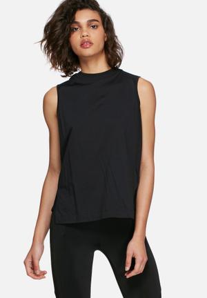Nike Bonded Tank T-Shirts Black