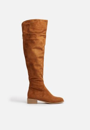 Billini Sera Boots Tan