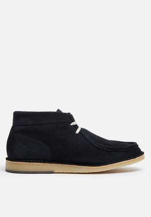 Selected Homme Ronni Boot Navy Blue