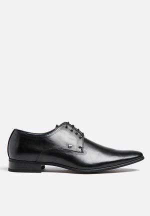 Gino Paoli Formal Lace Up  Black