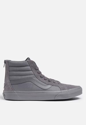 Vans SK8-Hi Reissue Zip Sneakers Mono Tornado