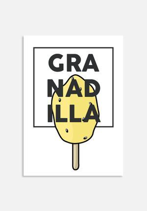 Sixth Floor Granadilla Lolly Art
