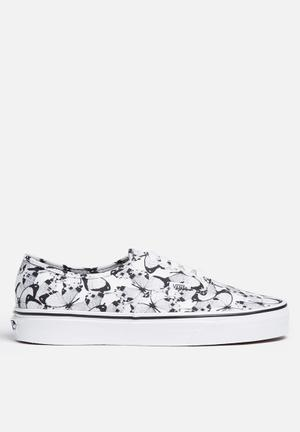 Vans Authentic Sneakers Black / White