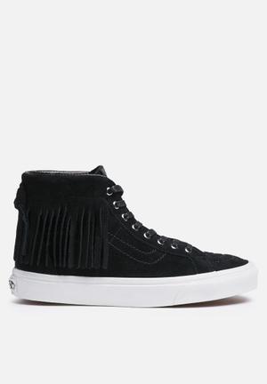 Vans SK8-Hi Moc Sneakers Black