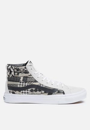 Vans Sk8-Hi Slim Sneakers Black / Cream
