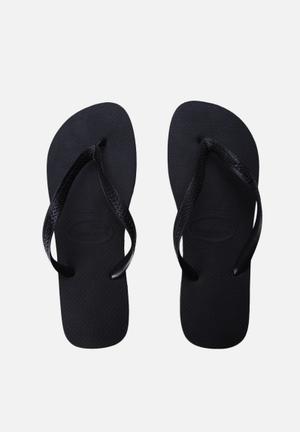 Havaianas Men's Top Sandals & Flip Flops Black
