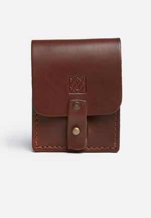 Freedom Of Movement The Jim Wallet Brown