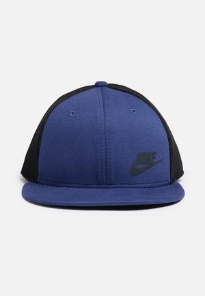 Nike Tech True Cap Headwear Blue & Black