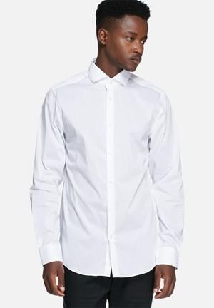 Jack & Jones Premium Michael Slim Shirt White