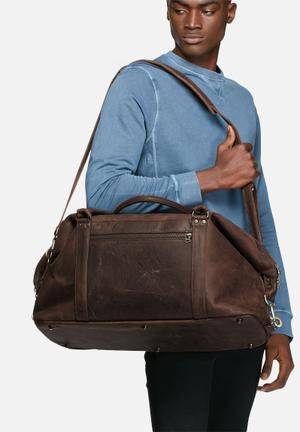 Freedom Of Movement The Franklin Duffel Bags & Wallets Brown