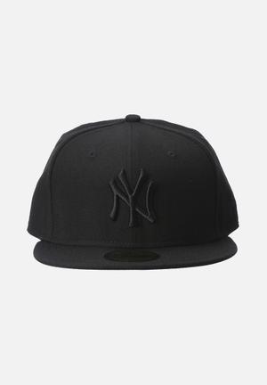 New Era 59FIFTY NY Yankees Headwear Black